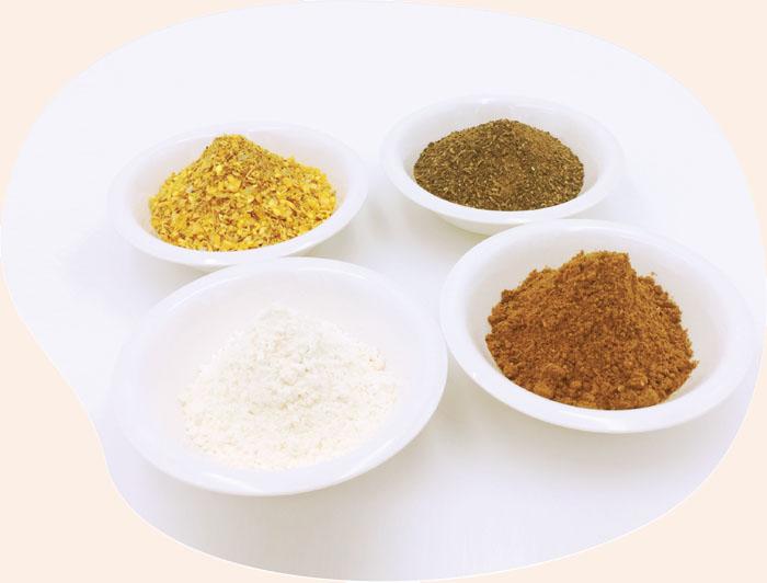 発酵菌と天然素材